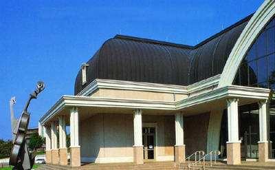 Villa aluminum roof panels